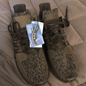 Adidas EQT running shoes sz9 men's
